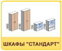 Шкафы Стандарт