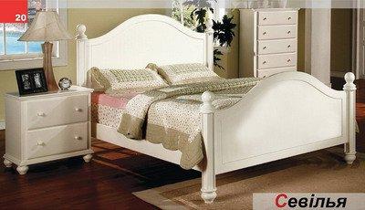 Кровать односпальная Севилья