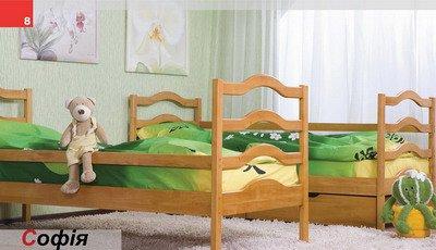 Кровать София