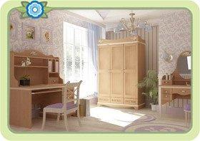 ДСП вишня мебель