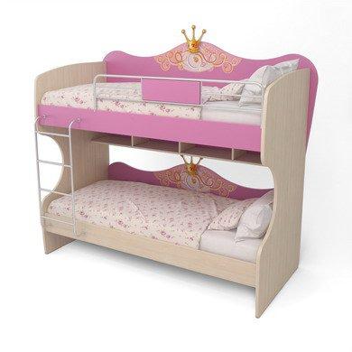Кровать детская двухъярусная цена