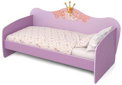 детская кровать для девочек Cinderella