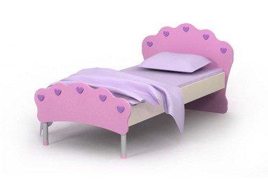кровать девочки недорого