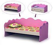 Кровать(под матрас 900х2000)