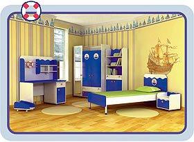 Детская мебель серии Ocean