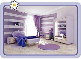 Детская мебель серии Silvia