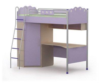 Двухэтажные детские кровати цены