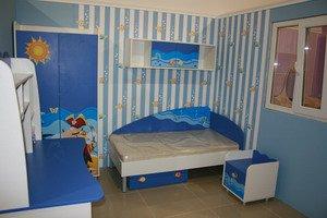 кровать мальчика