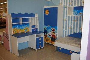 Купить мебель в детскую комнату