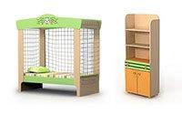 Мебель. Детская спальня
