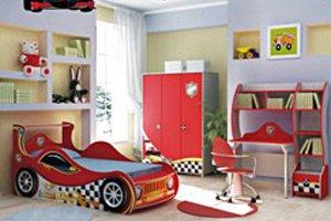 Детская мебель для мальчика 4 лет
