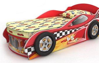 Детская мебель для мальчика машина