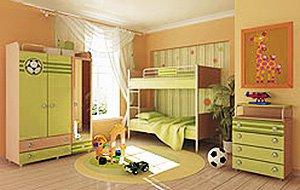 Детская корпусная мебель Киев