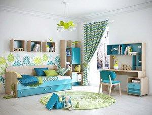 Купить мебель детскую комнату для подростка