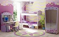 Мебель для двух детей