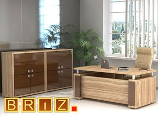 Мебель в кабинет руководителя купить