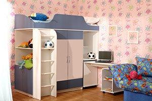 Недорогая детская мебель