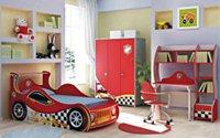 Купить кровать в виде машины